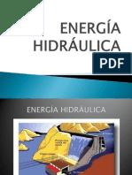 ENERGÍA HIDRÁULICA ppt 1