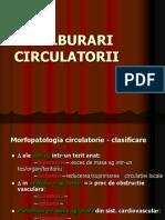 2 TULBURARI CIRCULATORII