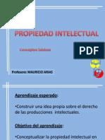 Propiedad Intelectual MAURO