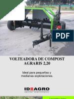 IDEAGRO.com - Catálogo Volteadora