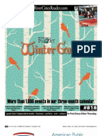 River Cities' Reader - Issue 818 - WINTER GUIDE - November 21, 2012