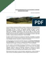 Plan Maestro del Área de Conservación Privada comunal Tilacancha