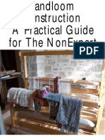 86567072 Handloom Construction a Practical Guide for the NonExpert