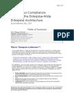 Enabling the Enterprise-Wide EA