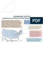 Poster #103 - Advancing Justice