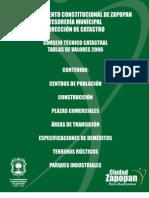 Valores Zapopan 2006