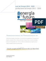 Estrategia Nacional de Energía 2012