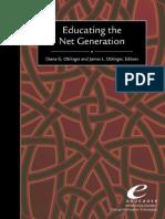 education the net generation