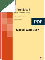 Manual Word 2007 Rafa