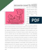 ELA Assessments in CCSD