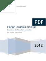 Tecnología Mecánica 2012