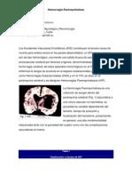 Hemorragia Parenquimatosa