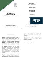Julio Silva Cruz -- TEMAS EN PSICOLOGIA