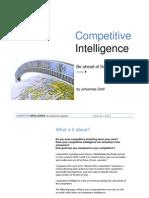 Competitive Intelligence (English)