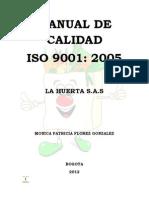 Manual de Calidad Mk