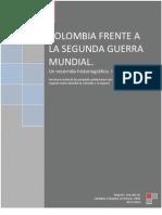 Historiografía Colombia SGM