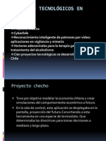 Proyectos Tecnológicos en Chile