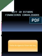 Niff 10 Estados Financieros Consolidados EXPOSICION