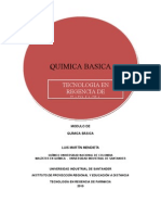 Preliminares Quimica Basica