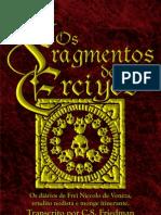 Vampiro - Os Fragmentos de Erciyes