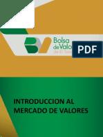 Introducción a la Bolsa de Valores