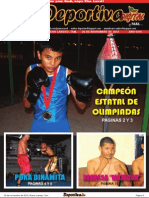 Deportiva Digital 20 Noviembre 2012