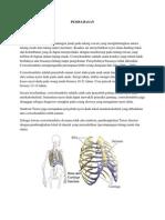 Definisi Costochondritis Fix