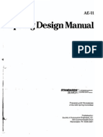 SAE Spring Design Manual