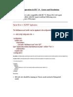 Siteminder Configuration in IIS 7
