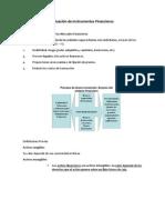 Valuación de Instrumentos Financieros
