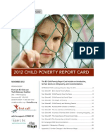 Child Poverty Report Card