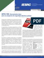 Art. 6 - NFPA 70E Herramienta clave para un programa de seguridad eléctrica exitoso