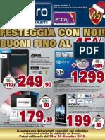 Scaldasonno Imetec Prezzo Trony.Volantino Panorama Roma Offerte Dicembre