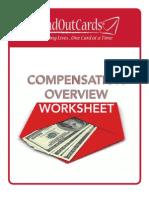 SendOutCards Comp Plan Worksheet