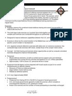 Austere Challenge 12 (AC12) - Fact Sheet
