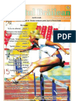Revista Sportul Brailean, Nr.2, 2010