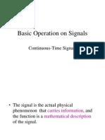 Basc Signals Type
