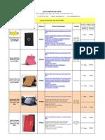 Grossiste Housse étui pochette cuir pour iPad Mini legabox