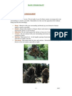 Camouflage and Concealment - Basic Art of Field Craft