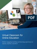 The WizIQ Virtual Classroom