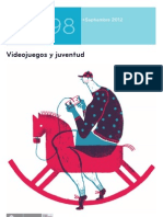 Revista de Estudios de Juventud 98 - Videojuegos y Juventud