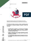 Nota de Prensa del Monográfico 98 Videojuegos y Juventud