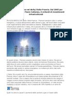 Dal 2005 per Terna, guidata da Flavio Cattaneo, 6 miliardi di investimenti infrastrutturali