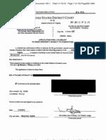 Mega Upload Domain Seizure Warrant