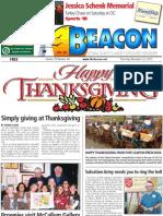 The Beacon - November 22, 2012