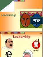 Class 9 Leadership
