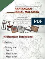 KraftanganTradisional Malaysia (TEKSTIL)