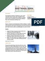 Hotels4U Bruges Travel Guide