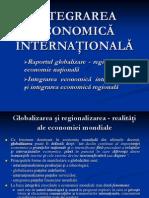 C 12 Integrarea Economica Internat