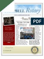 Newsletter Dec 16 2008